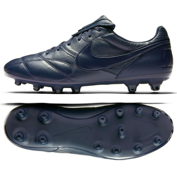 9cbac85e5cf NIKE PREMIER II FG KANGAROO LEATHER SOCCER CLEATS